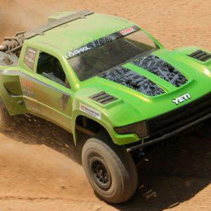 Yeti R/C Trophy Truck