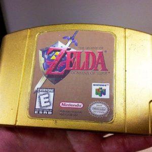 Zelda Cartridge Soap Bar