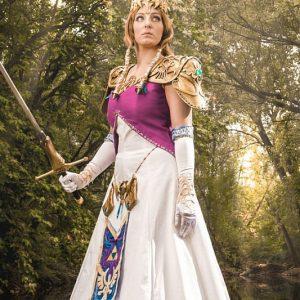 Zelda Cosplay Outfit