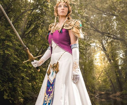Zelda Cosplay Outfit