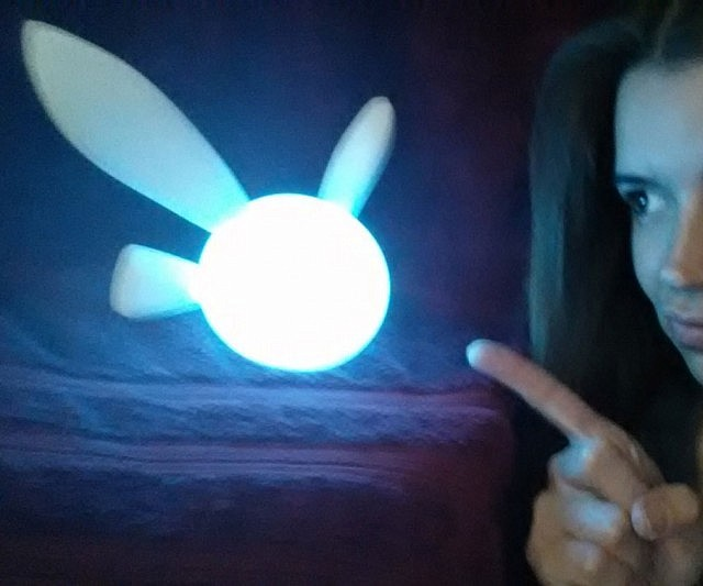 Zelda Navi Fairy Replica Light Interwebs