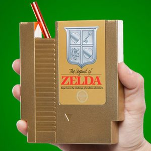 Zelda Nintendo Drink Cartridge