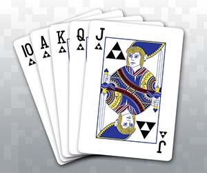 Zelda Playing Cards
