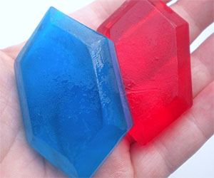 Zelda Rupee Soap Bars