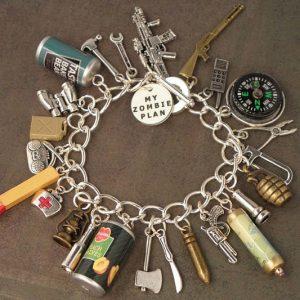 Zombie Apocalypse Tools Bracelet