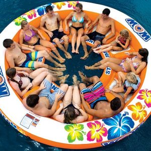 12 Person Inflatable Lounger
