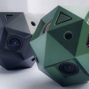 360 Degree 4K Spherical Camera