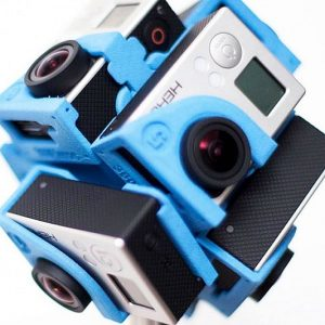 360 Degree GoPro Camera Holder