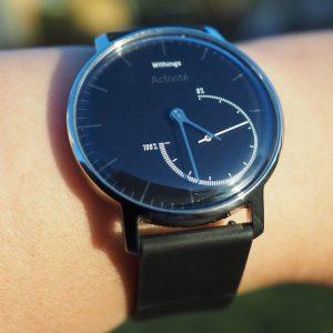 Activity And Sleep Tracking Watch