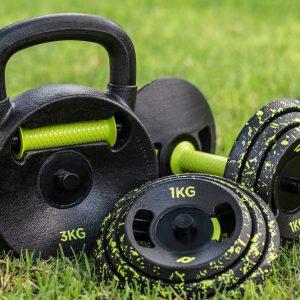 Adjustable Dumbbell/Kettlebell Weights