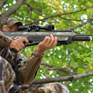 Air Powered Arrow Rifle