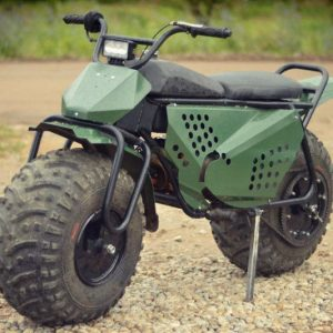 All Terrain Motorcycle