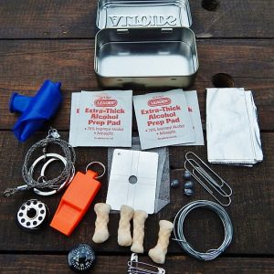 Altoid Tin Survival Kit