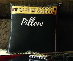 Amplifier Pillow