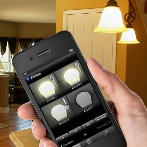 App Controlled Lightbulbs Kit
