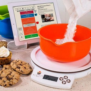 App Controlled Smart Baking Scale
