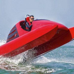Aquatic Go-Kart