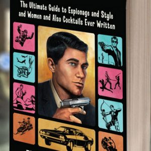 Archer Espionage Handbook