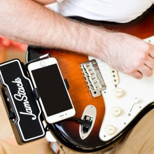 Attachable/Portable Guitar Amplifier