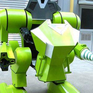 Battle Robot For Kids