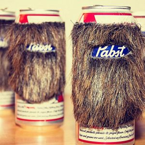 Beard Drink Koozie