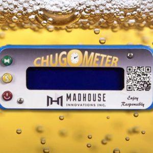 Beer Chugging Flowmeter