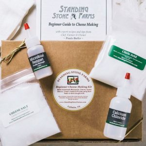 Beginner Cheese Making Kit
