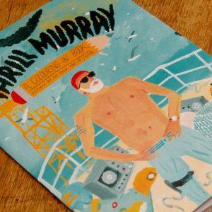 Bill Murray Coloring Book
