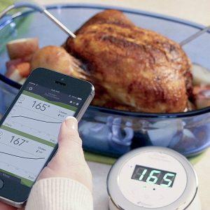 Bluetooth Kitchen Thermometer
