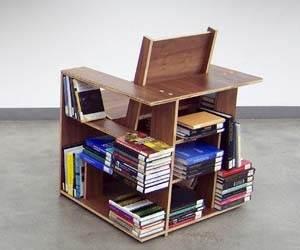 Bookshelf Chair