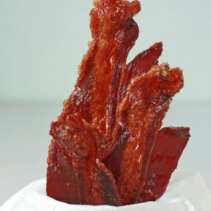 Brown Sugar Jerky Candied Bacon