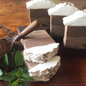 Caffeinated Mocha Latte Soap