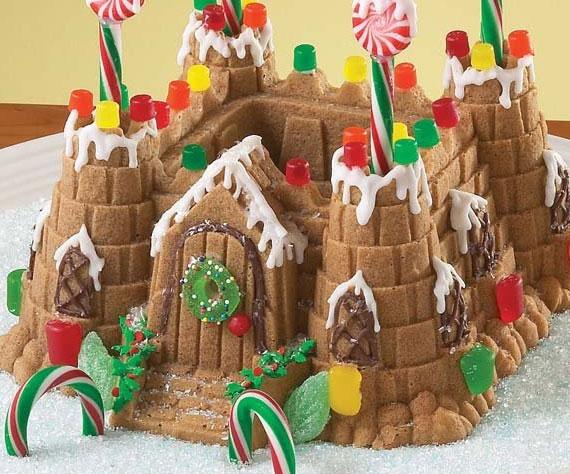 Castle Cake Mold