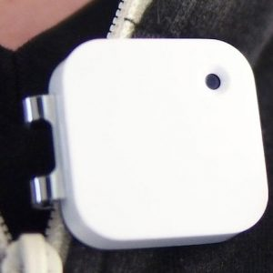 Clip-On Wearable Camera