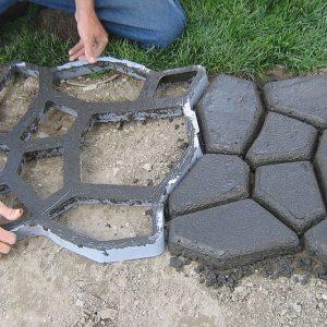 Cobblestone Forming Mold