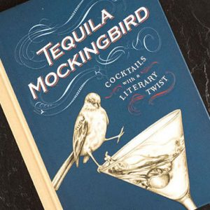 Cocktails With A Literary Twist Book