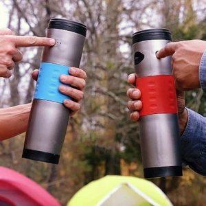 Coffee Brewing Travel Mug