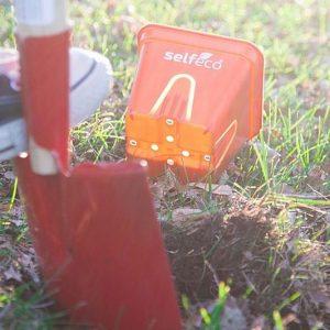 Compostable Self-Feeding Garden Pot