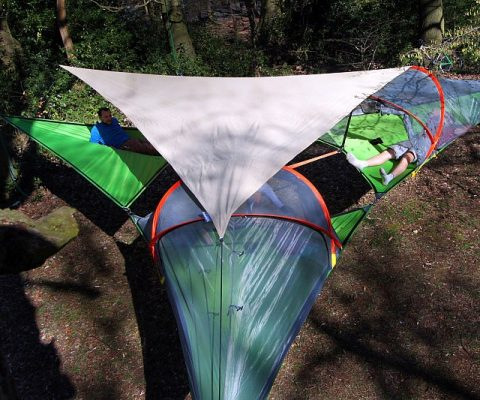 Connecting Tree Tents