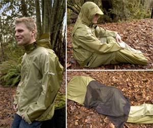 Convertible Sleeping Bag Jacket