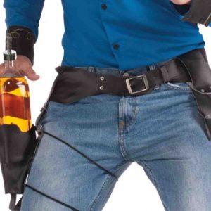 Cowboy Drink Slinger Holster