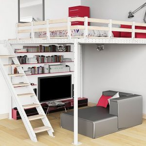 DIY Loft Bed Kit