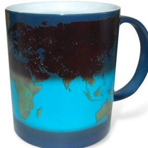 Day And Night Heat Sensitive Mug