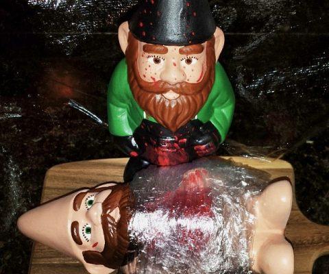 Dexter Garden Gnome