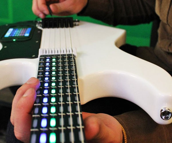 Digital Guitar Interwebs