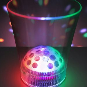 Disco Ball Light Projecting Cup