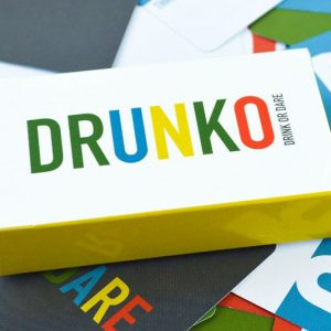 Drink Or Dare Card Game