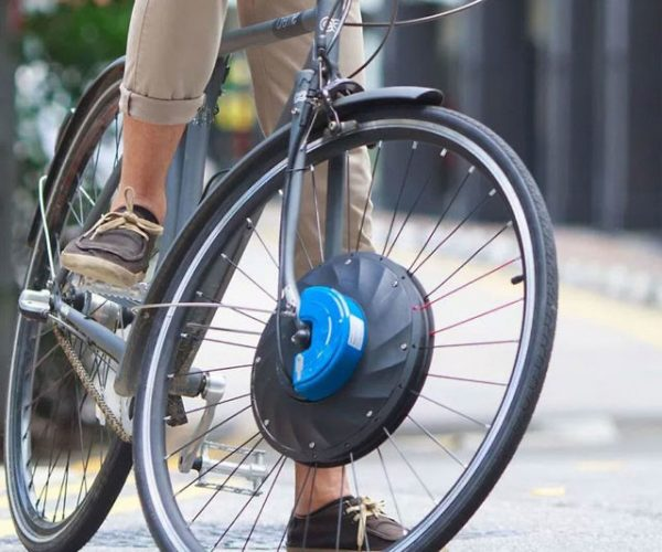 Electric Bicycle Wheel