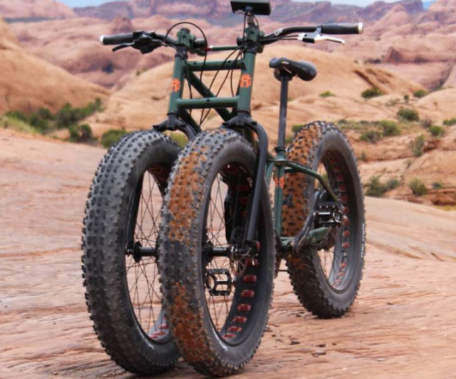 Electric Fat Tire Off Road Tricycle Interwebs