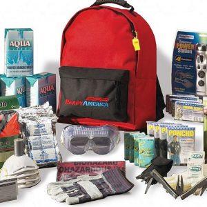 Emergency Kit Backpack